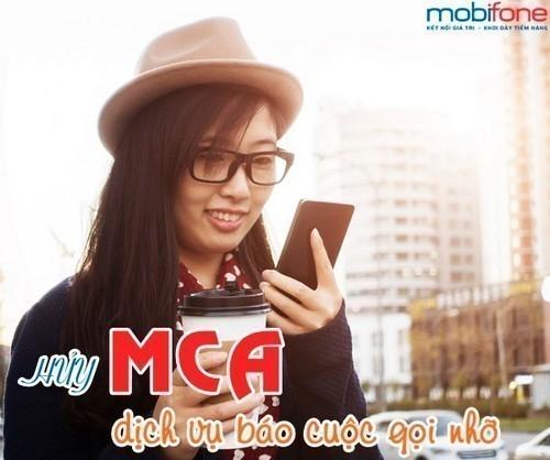 Hướng dẫn hủy dịch vụ MCA viettel  nhanh chóng nhất