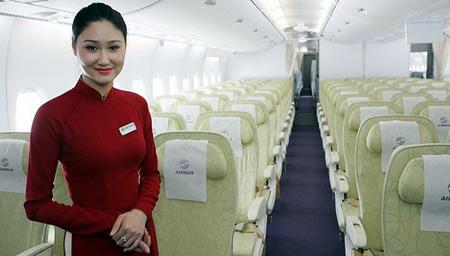 Sơ đồ nghế ngồi trên máy bay AIRBUS 321 vietnam airline