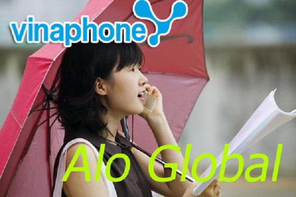 Miễn phí gọi quốc tế với gói Alo Global Vinaphone