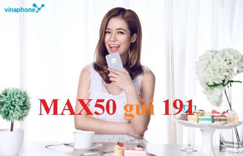 Thông tin gói cước Max50 Viettel mới nhất hiện nay