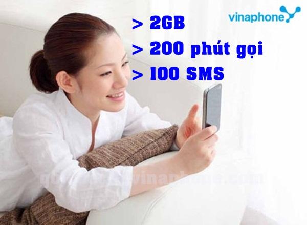 Cách đăng ký gói cước COMBO50 của Vinaphone đơn giản nhất