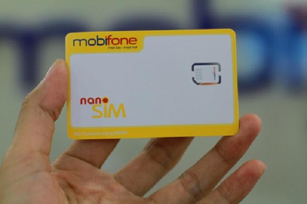 Đổi sim thường sang sim Nano Mobifone nhanh nhất