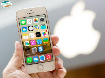 Hướng dẫn đăng kí 3G viettel cho iphone 5 và 5s