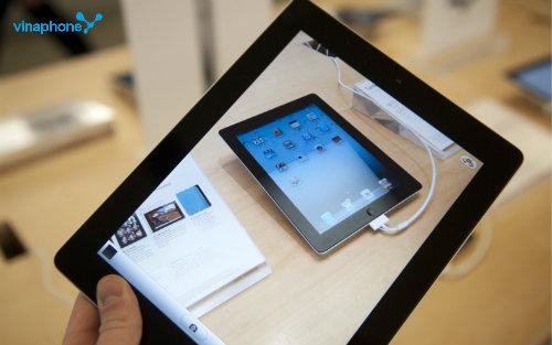 Tổng hợp các gói 3G vinaphone phù hợp nhất cho Ipad