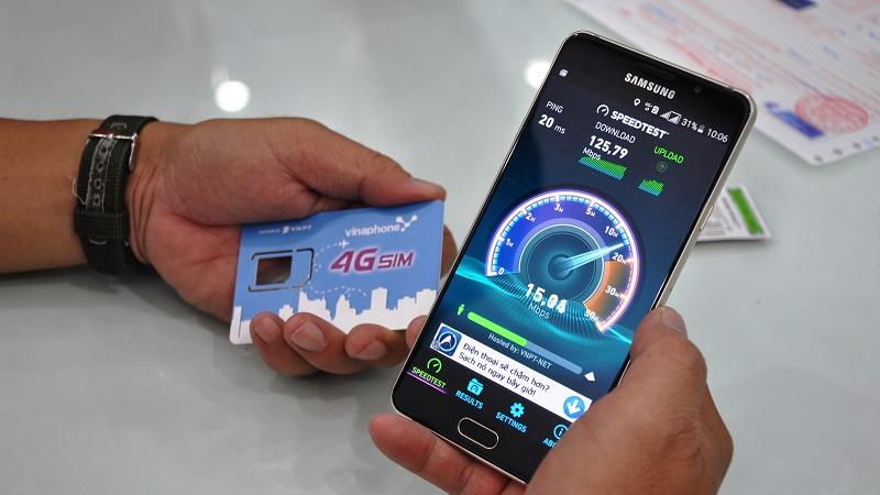 Hướng dẫn đổi sim 4G Vinaphone giữ nguyên số