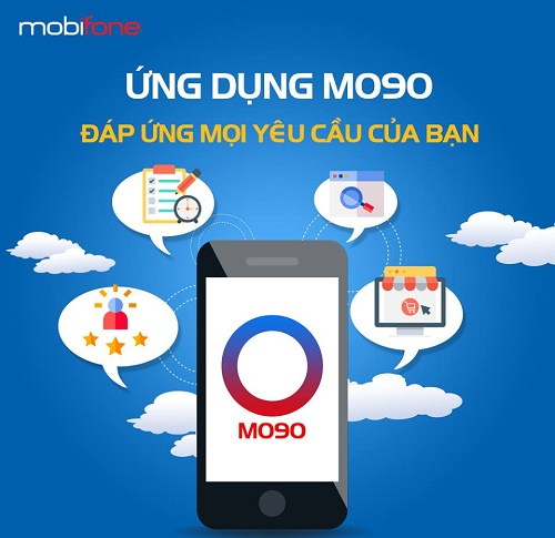 Bạn biết gì về ứng dụng M090 của Mobifone giúp quản lý tài khoản