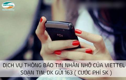 Hướng dẫn sử dụng dịch vụ Missed SMS viettel hiệu quả nhất