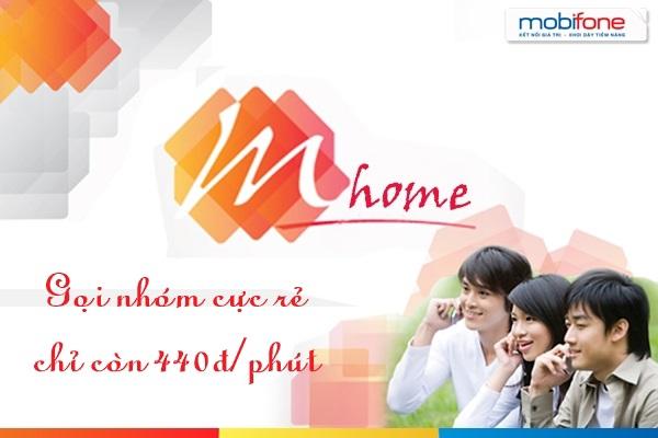 Gọi thoại siêu rẻ với gói cước M-Home Mobifone