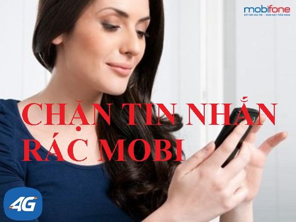 Làm sao để chặn tin nhắn rác Mobi hiệu quả nhất?