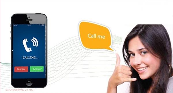 Cách dễ dàng sử dụng dịch vụ đề nghị gọi lại Viettel