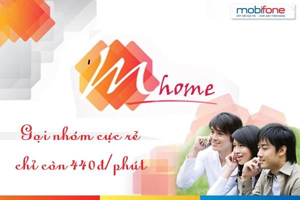 Trò chuyện thả ga với gói cước M-Home của Mobifone