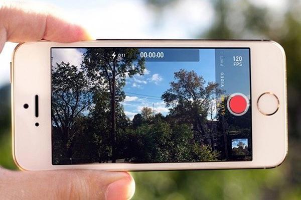 Mẹo tắt âm, tắt tiếng chụp hình trên iPhone 5, 5S, 6,7