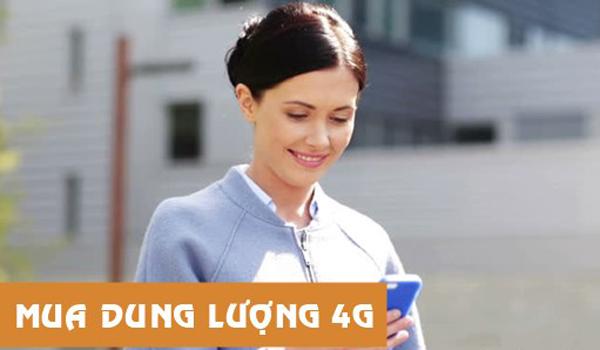 Cách mua thêm dung lượng 4G Viettel đơn giản nhất
