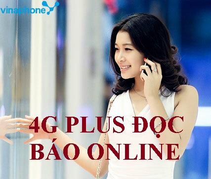 Ứng dụng 4G Plus đọc báo online hấp dẫn của Viettel