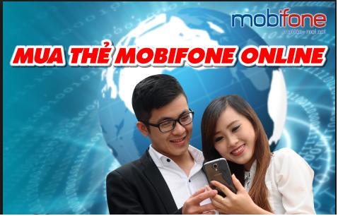 Mua thẻ Mobifone online - cách nạp tiền cực nhanh cho các thuê bao
