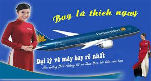 Đại lý vé máy bay cấp 1 tại Hưng Yên