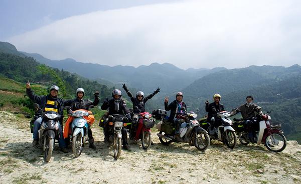 Phương tiện đi Tam Đảo từ Hà Nội