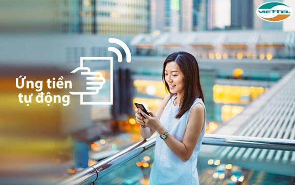 Tìm hiểu về dịch vụ ứng tiền tự động Airtime Credit của Viettel