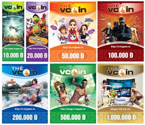 Mẹo mua thẻ Vcoin online để nạp vcoin nhanh chóng cho các game thủ