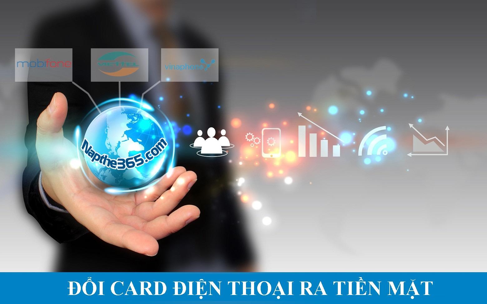 Công dụng card điện thoại và quy trình đổi card ra tiền bạn đã biết hay chưa?
