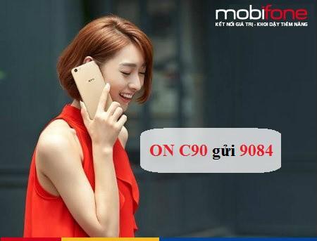 Hướng dẫn cách sử dụng gói cước C90 của Mobifone