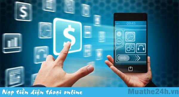 Hướng dẫn các bạn mua thẻ cào điện thoại qua mạng