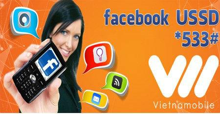 Cú pháp hủy dịch vụ USSD Facebook Vietnamobile nhanh nhất