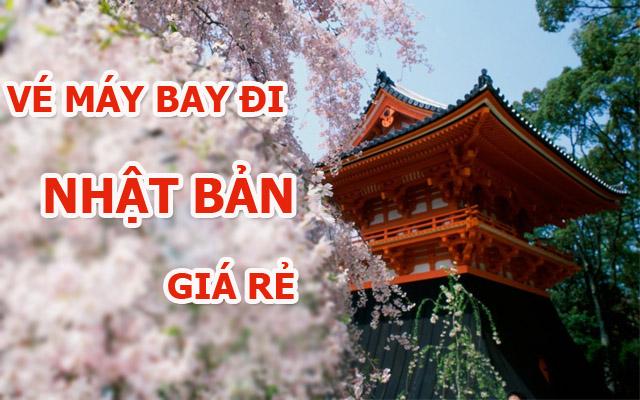 Giá vé máy bay đi Nhật Bản bao nhiêu tiền khi đi từ Việt Nam