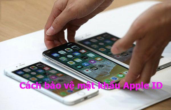 Cách bảo vệ mật khẩu Apple ID tránh bị đánh cắp và lừa đảo