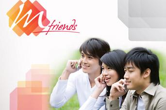 Thông tin chi tiết gói cước M-friend Mobifone theo nhóm
