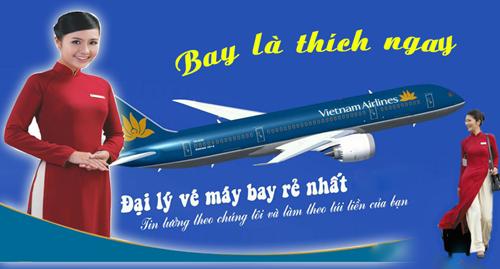 Đại lý vé máy bay cấp 1 tại Thái Bình