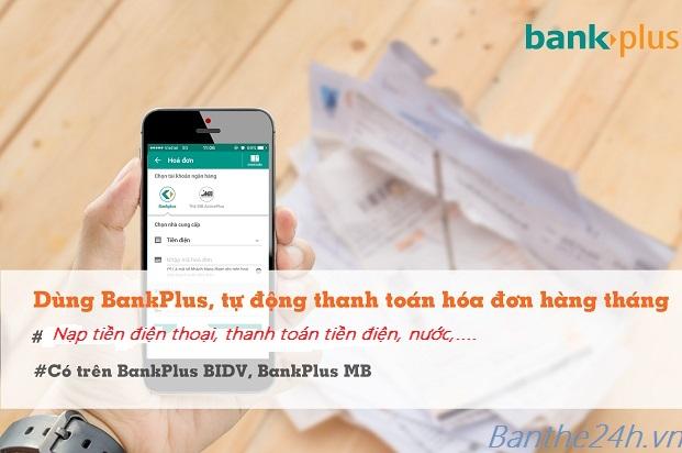 Những điều cần lưu ý khi mua thẻ điện thoại bằng Bankplus