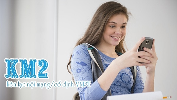 Tài khoản KM2 Vinaphone có chức năng gì?