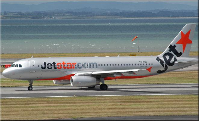 Vé máy bay Jetstar từ Hà Nội vào Sài Gòn giá rẻ nhất