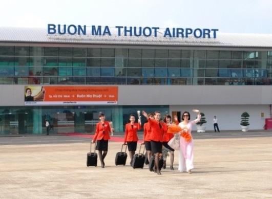 Mua vé máy bay Jetstar Hà Nội đi Buôn Mê Thuột