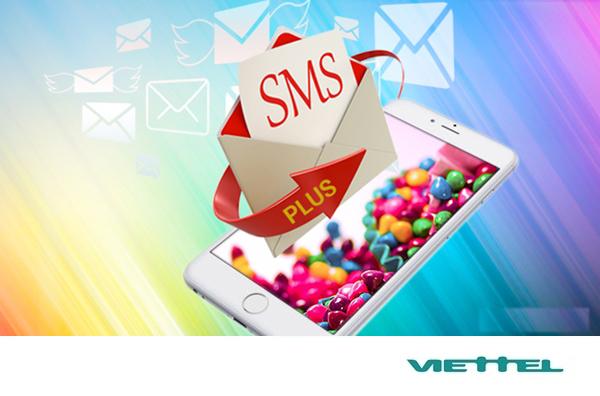 Hướng dẫn đăng ký tiện ích tin nhắn SMS Plus Viettel miễn phí