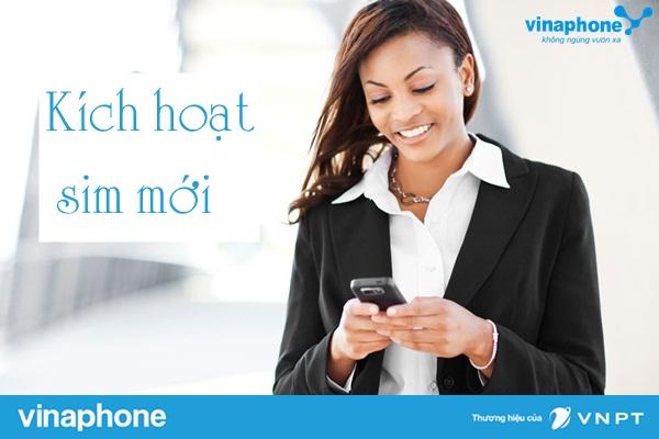 Hướng dẫn cách đơn giản để kích hoạt sim Vinaphone mới hòa mạng