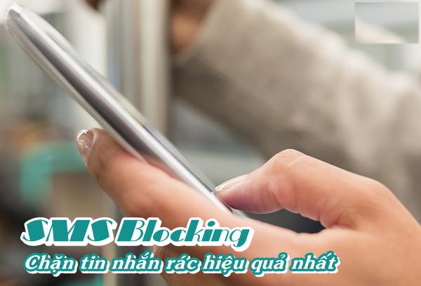 Đăng ký dịch vụ SMS Blocking – Chặn tin nhắn rác Viettel