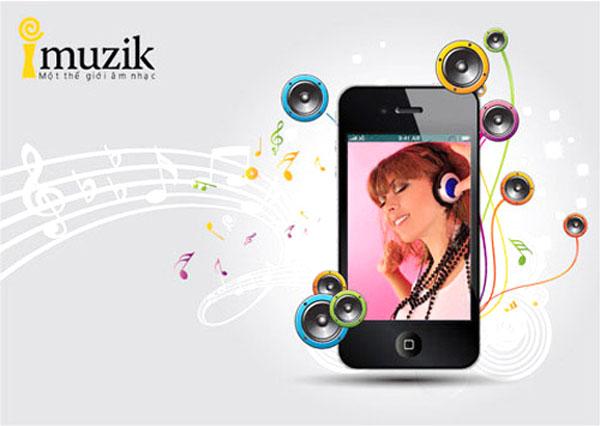 Cài nhạc chờ Viettel miễn phí trên ứng dụng iMuzik