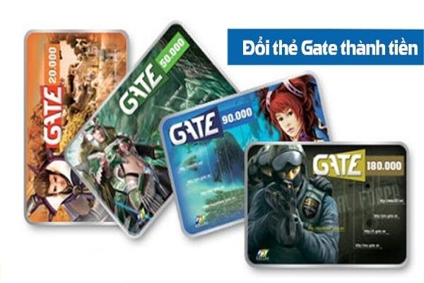 Thông tin về trang web đổi card Gate ra tiền uy tín nhất