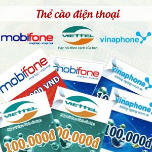 Giới thiệu về trang web thu mua thẻ cào trực tuyến uy tín