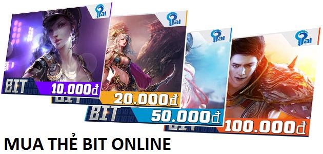 Bật mí cách mua thẻ BIT online cực kì dễ dàng và nhanh chóng