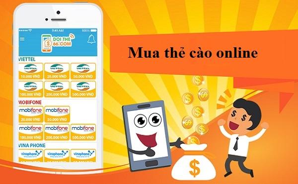 Bật mí cách mua thẻ cào online nhanh nhất