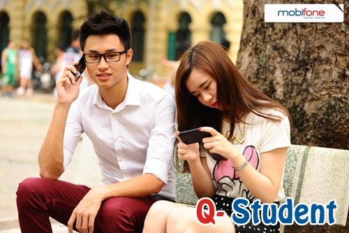 Hướng dẫn cách đăng ký gói cước Q-student Mobifone