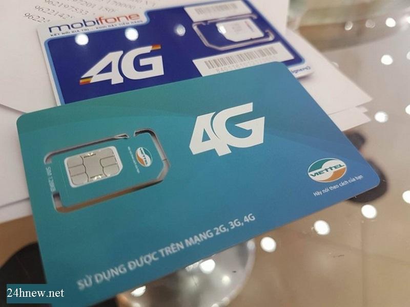 Đổi sim 4G miễn phí 100% cho thuê bao Fast Connect Mobifone