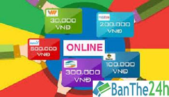 Địa chỉ mua thẻ điện thoại online giá rẻ nhất hiện nay