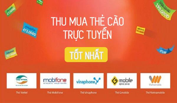 Mách nhỏ với bạn địa chỉ thu mua mã thẻ cào uy tín tại Hà Nội