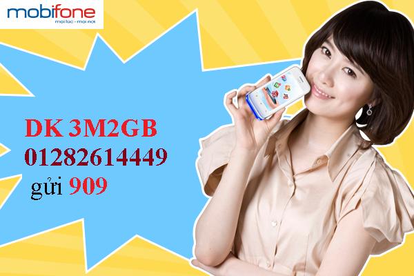 Sở hữu gói cước 3M2GB Mobifone lên đến 120 ngày chỉ 75k!