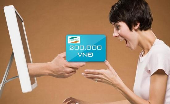 Cách mua thẻ viettel qua Vietcombank nhanh chóng bạn nên thử