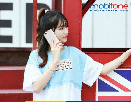 Thỏa sức gọi thoại với gói cước KNBB Mobifone